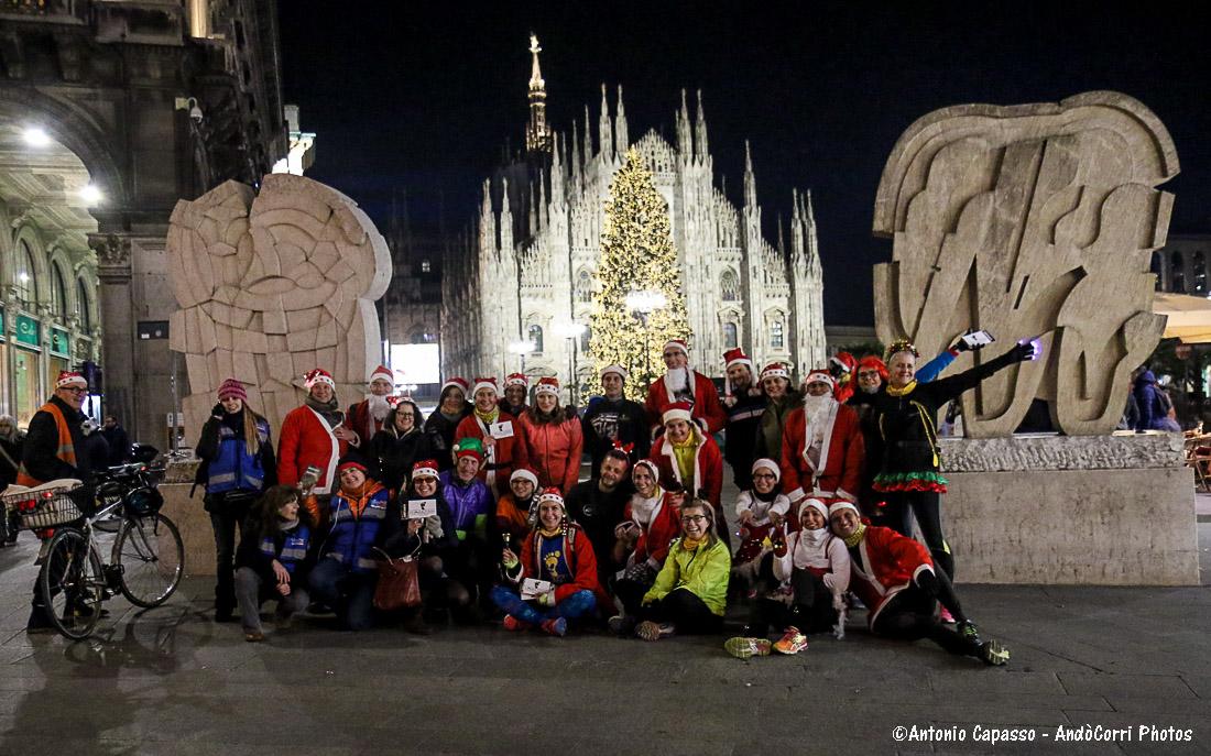 i Marziani in Duomo x VoCi